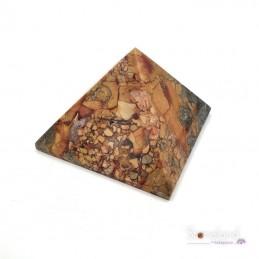 Pierre Pyramide - Jaspe opale