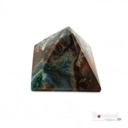 Pierre Pyramide - Jaspe océan