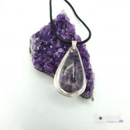 Pendentif - Cristal de roche