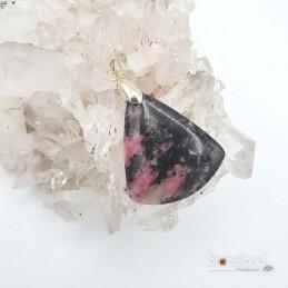 Pendentif - Rhodonite