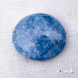 Galet - Calcite bleue