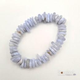 Bracelet - Agate calcédoine