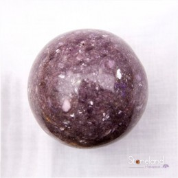 Sphère - Lepidolite