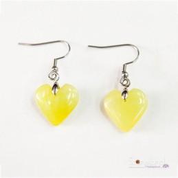 Boucles d'oreilles - Opale...