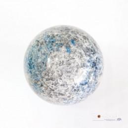 Sphère - Quartz Bleu