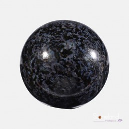 Sphère - Gabbro ou Lunélite...
