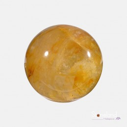 Sphère - Quartz Hématoïde...