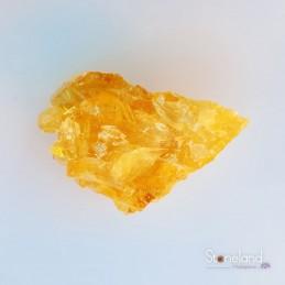 Pierre brute - Calcite Orange