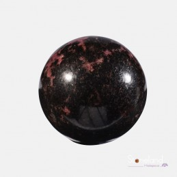 Sphère - Rhodonite